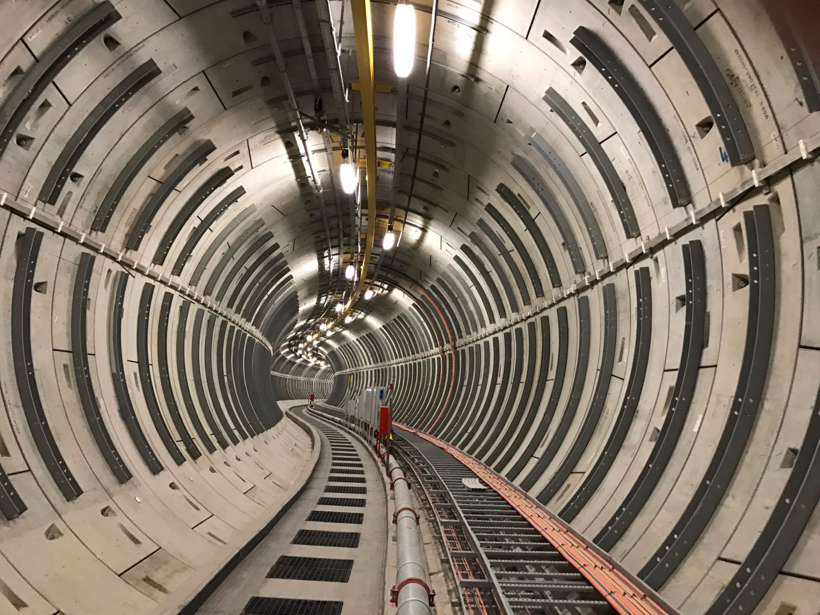Cable Transmission Tunnel Project United U Li Projects