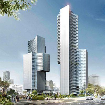 Jewel Changi Airport A K A Project Jewel United U Li